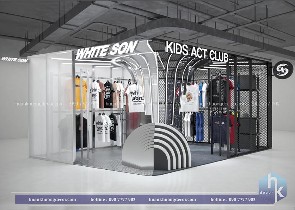 SHOP WHITE SON & KIDS ACT CLUB